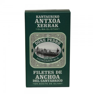 Anchoa Octavilla 90gr.
