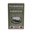 Sardinas picantes en aceite de oliva